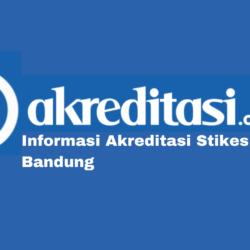 Akreditasi Stikes Aisyiyah Bandung