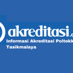 Akreditasi Poltekkes Tasikmalaya