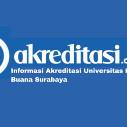Akreditasi Universitas PGRI Adi Buana Surabaya