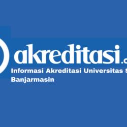 Akreditasi Universitas Sari Mulia Banjarmasin